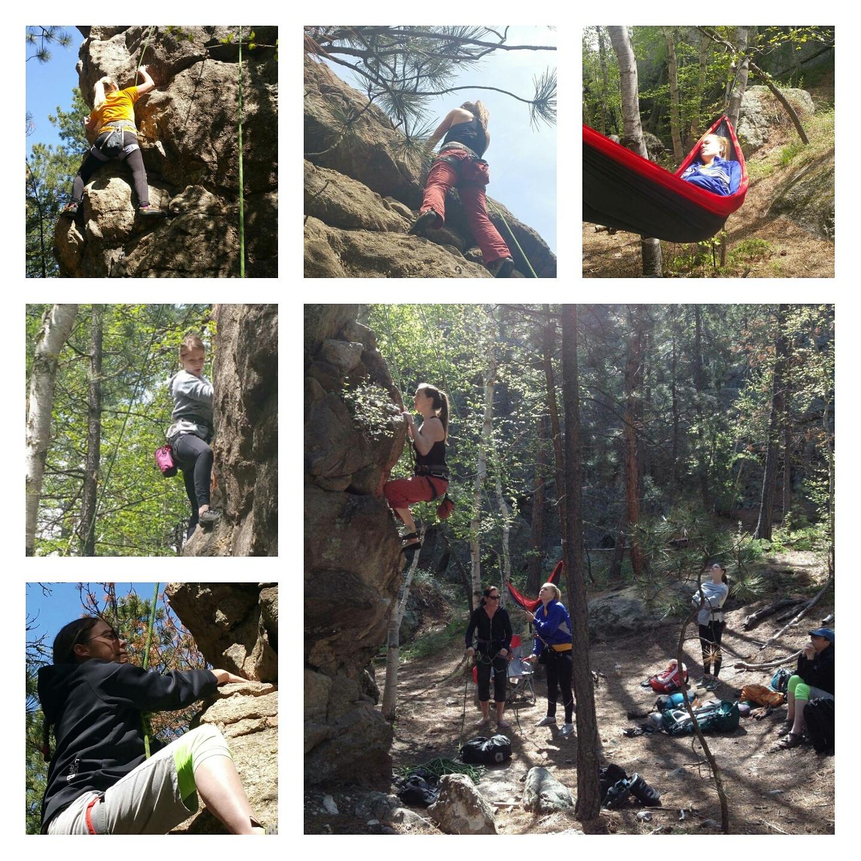 Chick Climber Women's Group