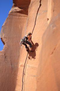 Chick Climber Kristin