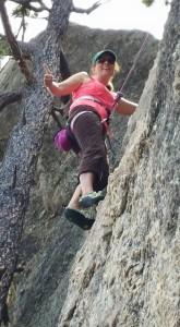 Chick Climber Bonnie