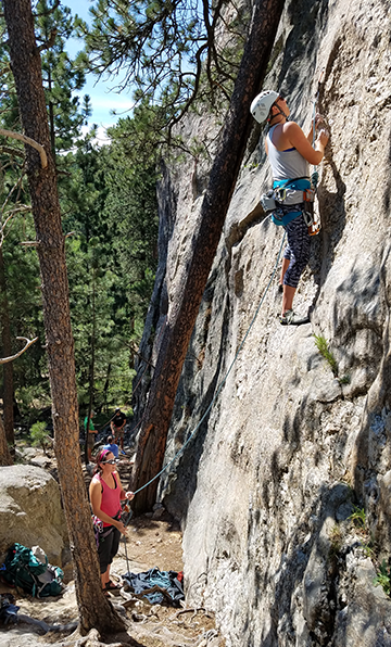 Awesome Belayer