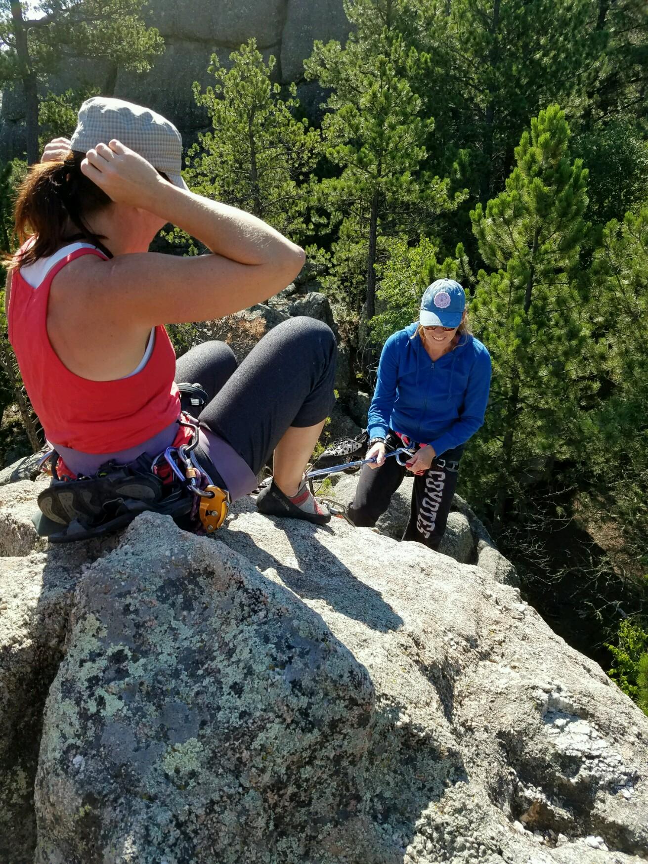 Crag Lessons
