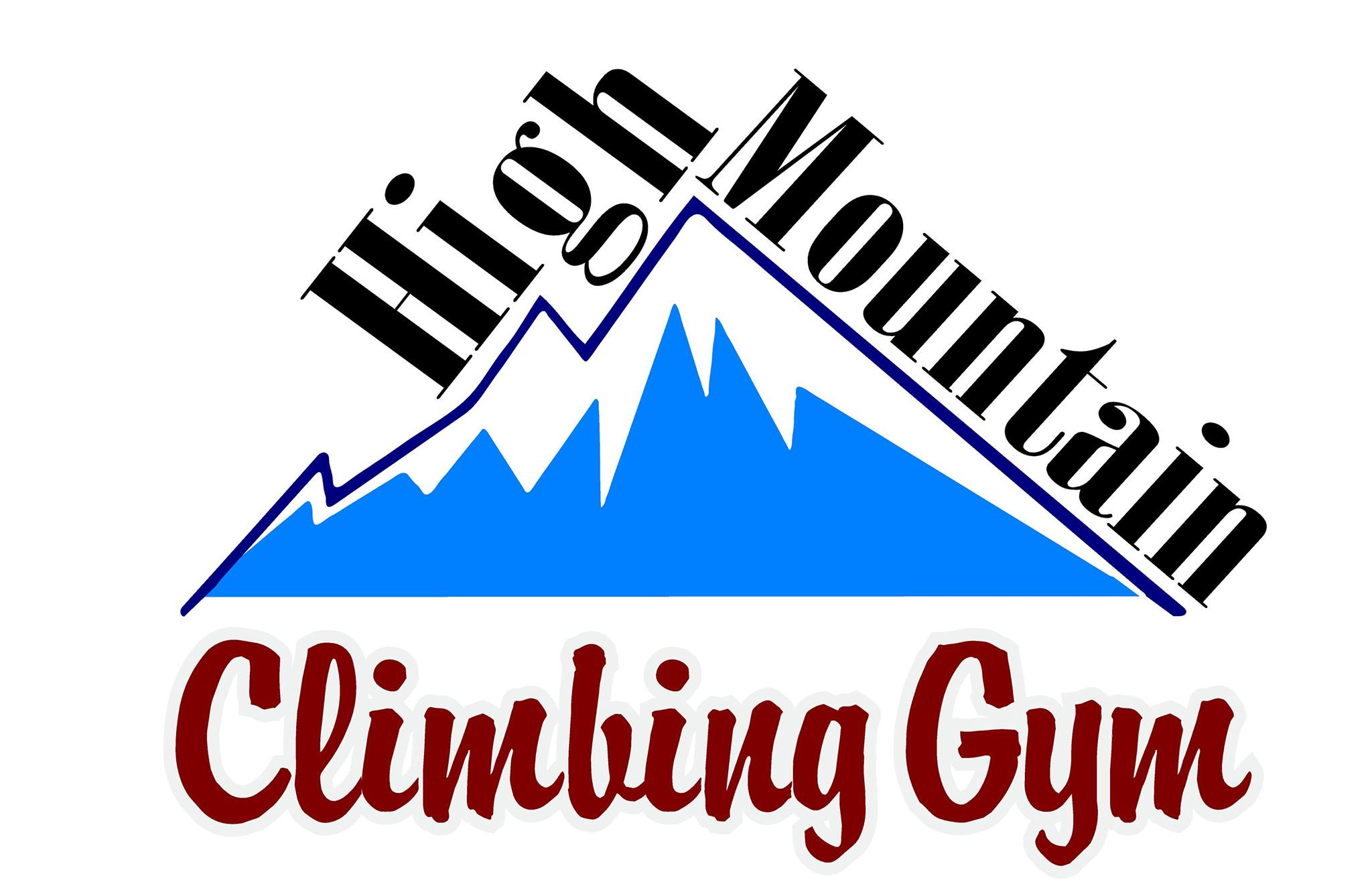 High Mountain Climbing Gym