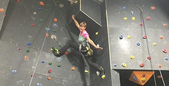 Rapid City Indoor Rock Climbing
