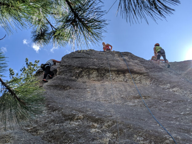 Rock Climbing Group