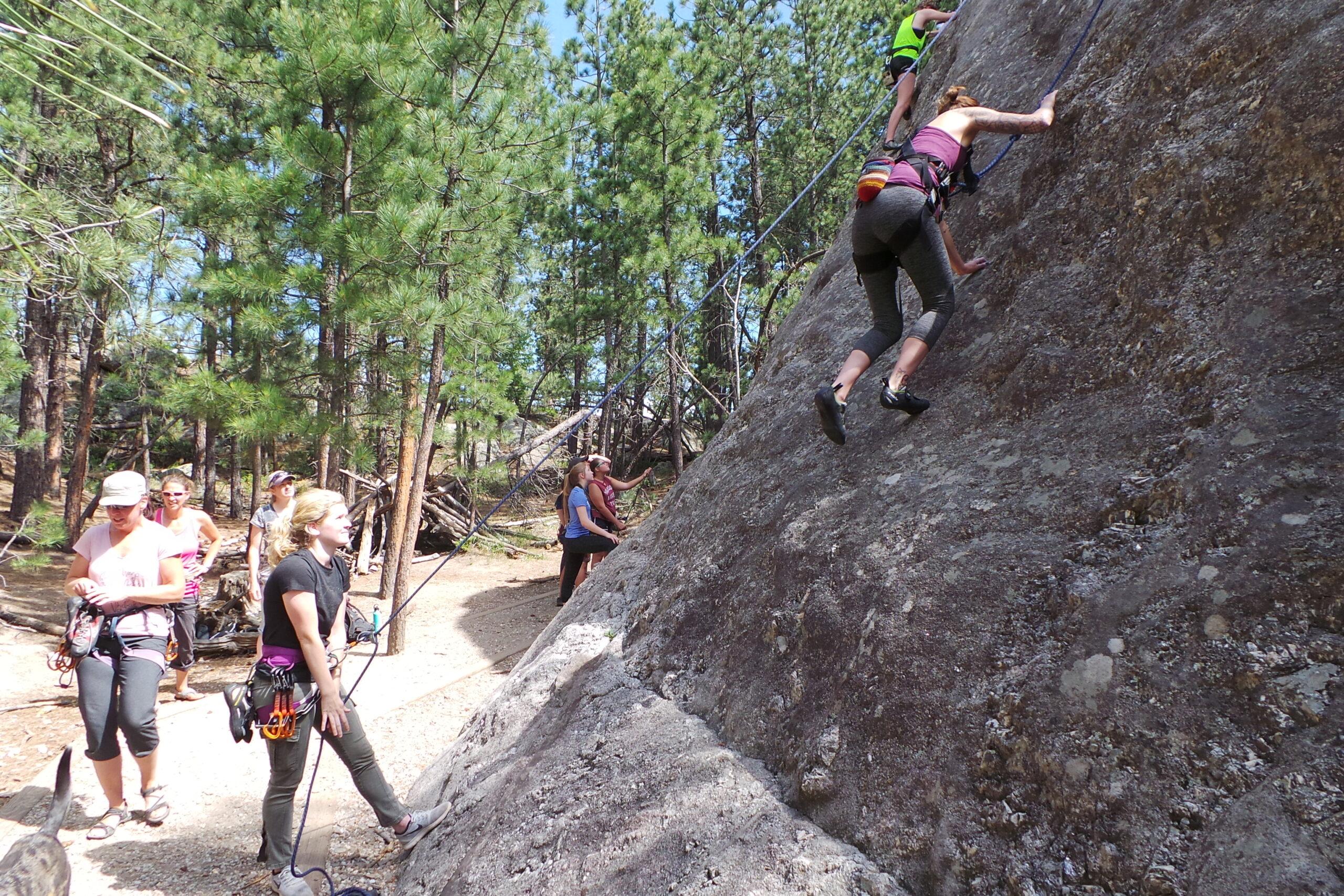 Black Hills Climbing Meetup